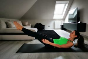 Hundred del Pilates esecuzione