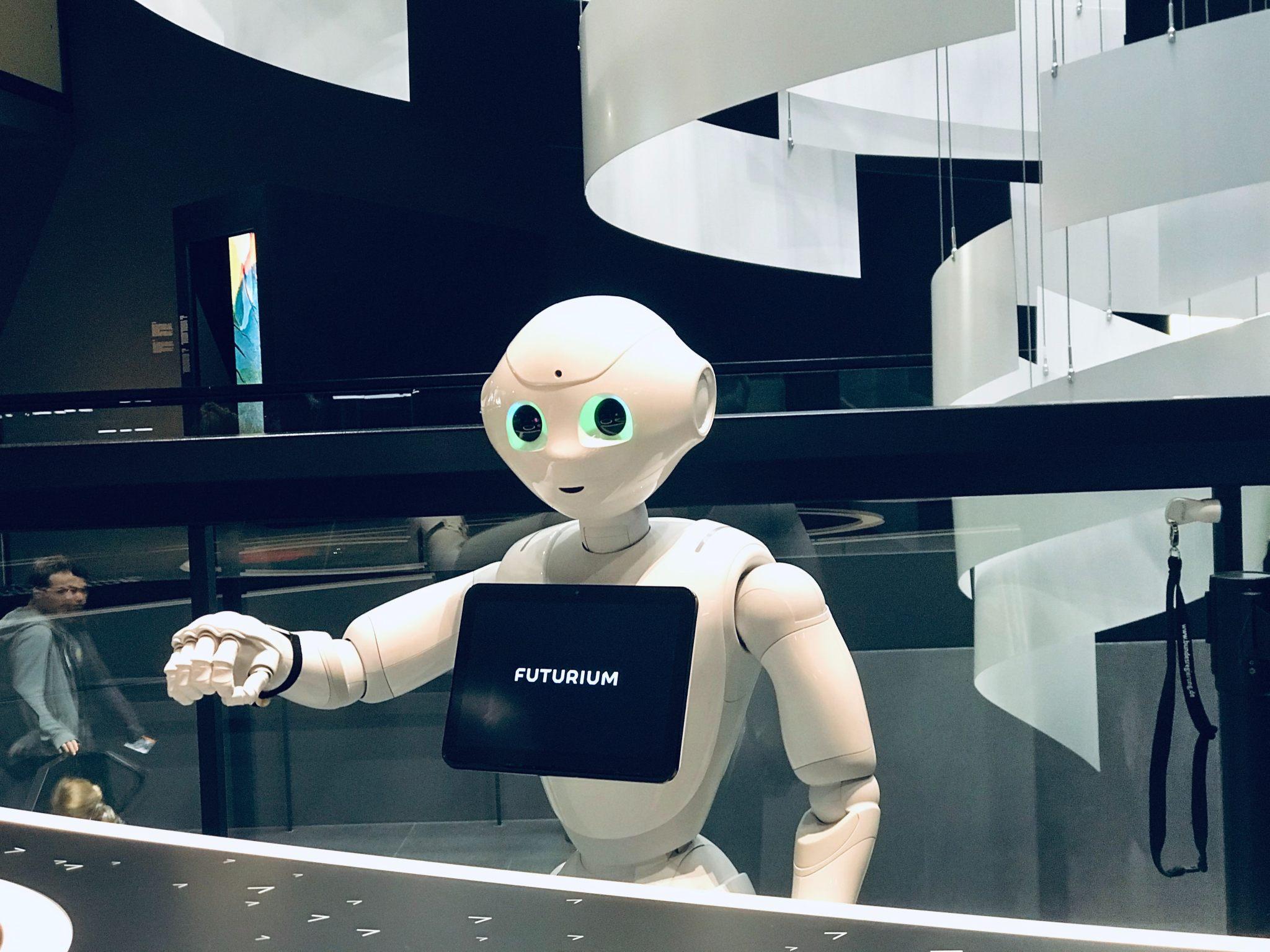 I robot sostituiranno i personal trainer nel prossimo futuro